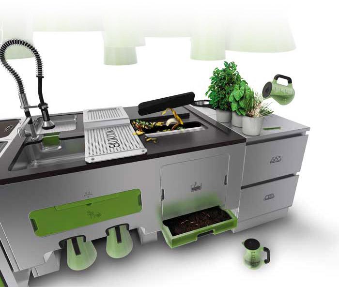 Ekokook for Eco design per la casa